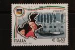 ITALIA USATI 2008 - REGIONI D´ITALIA VENETO - RIF. G 1443 - QUALITA´ LUSSO - 6. 1946-.. Repubblica