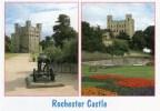 Postcard - Rochester Castle, Kent. C15668 - Rochester