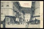 Cpa  Italie Ventimiglia Via Della Stazione     NOV15 05 - Imperia