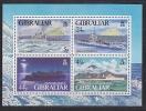 Gibraltar 1995 Battle Ships M/s ** Mnh (26171G) - Gibilterra