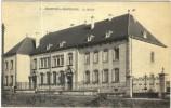 Carte Postale Ancienne De MONTOIS LA MONTAGNE-La Mairie - France
