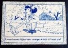 Martinique Banane Colonies Françaises Image Devinette  Enfant Balançoire Années 1930 En Très Bon état - Trade Cards