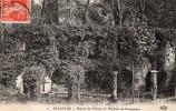 CPA  -   BELLEVUE    -   Ruines Du Chateau De Madame De Pompadour - Otros Municipios