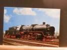 55/379   CP .  ALLEMAGNE - Trains