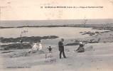 ¤¤  -  23   -  QUIMIAC-en- MESQUER   -  Plage Et Rochers Du Filet En 1912    -  ¤¤ - Mesquer Quimiac