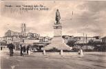 S5669 CARTOLINA MONUMENTO A GARIBALDI PERUGIA - Personaggi