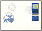 Hungary 1974 FDC Stamp Exhibition Stockholmia 74 Stamp Sweden - FDC
