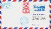 1961. OFFICIAL 5 EX. PORT-AU-PRINE 12 AVR. 1961.  (Michel: 1-5) - JF123235 - Haïti