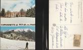 2604) PIACENZA CAPANNETTE DI PEY ALBERGO VIAGGIATA 1978?