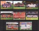 St Vincent - 1987 - English Football Teams - MNH - St.Vincent (1979-...)