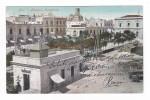 Bari - Giardino Margherita  - Formato Piccolo -  Viaggiata 1909 - Bari