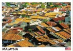 Pre-war Houses, Georgetown, Penang, Malaysia - Yacine 43582 Unused, 17 X 12 Cm - Malaysia