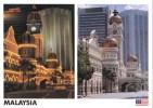 The Sultan Abdul Samad Building, Kuala Lumpur, Malaysia - Yacine 41559 Unused, 17 X 12 Cm - Malaysia