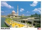 The Prime Minister's Office Complex And The Putra Mosqua, Putrajaya, Malaysia - Yacine 43576 Unused, 17 X 12 Cm - Malaysia