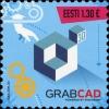ESTONIA Estland 2015 - Stamp 100th Anniversary Of The Republic Of Estonia - Innovation (GrabCAD) MNH - Estonia