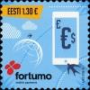 ESTONIA Estland 2015 - Stamp 100th Anniversary Of The Republic Of Estonia - Innovation (Fortumo) MNH - Estonia