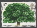 Great Britain. 1974 British Trees (2nd Issue). 10p Used. SG 949 - 1952-.... (Elizabeth II)