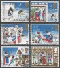 Great Britain. 1973 Christmas.  Used Complete Set. SG 943-948 - 1952-.... (Elizabeth II)
