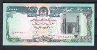 AFGANISTAN 1993. 10000 AFGHANIS . PUERTA ENTRE MINARETES  Y ARCO DE PIEDRA  B396 - Afghanistán