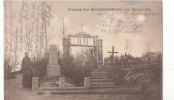 Aisne -02- Bouconville Monuemnt Aux Morts ,carte  Animee ,allemande