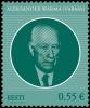 ESTONIA Estland 2015 Stamp Aleksander Warma MNH - Estonia