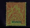 Réunion N°38 - Neuf * - TB - Reunion Island (1852-1975)