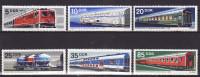 DDR 1973. Mi 1844/49, MNH (**) - Unused Stamps