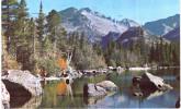 Amérique - Montana - Miles City - Long Peak And Bear Lake - Etats-Unis