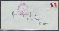 Cachet Militaire - Lettre - Marcophilie (Lettres)