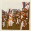 Photo Reconstitution Commemoration Guerre Bataille Ligny Fleurus Napoleon - Guerre, Militaire
