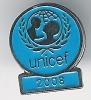 Pin´s UNICEF 2008 - Pin's & Anstecknadeln