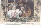 25357 Jeunesse Et Printemps -enfants- 3/ Soeurette Melancolie Frere Baiser -3045 Ed ? - Groupes D'enfants & Familles