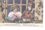 25359 Jeunesse Et Printemps -enfants- 5/ Brise Soeur Frere Roses Enfance Voir -3045 Ed ?