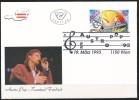 Österreich-   - FDC -1993  -  Mi.Nr.    2092   -   Austropop - FDC