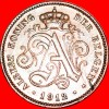 ★DUTCH LEGEND: BELGIUM ★2 CENTIMES 1912! LOW START★ NO RESERVE! Albert I (1909-1934) - 1909-1934: Albert I