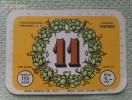 Etiqueta Cerveza Pivovar Trutnov 11. República Checa. Años ´90 - Bière