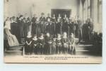 LILLE - Institution Des Sourdes-muettes Et Jeunes Aveugles,Rue Royale; Groupe De Jeunes Aveugles - Lille