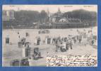 CPA - HERINGSDORF - Am Strand - Kurhaus - Strandcasino - Serie Ostsee I - 1903 - Allemagne