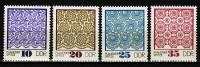 DDR 1974. Mi 1963/66, MNH(**) - Unused Stamps