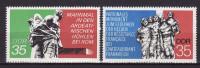 DDR 1974. Mi 1981/82, MNH(**) - Unused Stamps