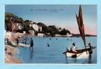 JUAN LES PINS -- TBE -- La Plage N° 1661 - Antibes