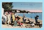 JUAN LES PINS -- TBE -- La Plage N° 1652 - Antibes