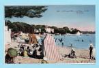 JUAN LES PINS -- TBE -- La Plage N° 1659 - Antibes