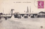 92 CPA Colombes - La Gare Olympique - Chemins Fer De L'Etat - Colombes