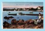 JUAN LES PINS -- TBE --  Vue Générale N° 1654 - Antibes