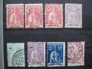 Timbre Portugal : Colonie St Thomas Et Prince 1911 - 1922 - St. Thomas & Prince
