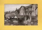 * CPSM Photo..dépt 77..MONTIGNY Sur LOING  :  L´ Hôtel De La Vanne Rouge..Scan B   : Voir  Les 2 Scans - France