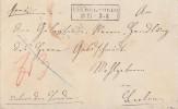 Brief R2 Peckelsheim 19.11. Gel. Nach Berlin - Preussen