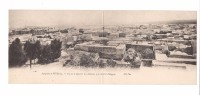 PANORAMA De BIZERTE  Vue Sur Le Quartier Des ANDALOUS Prise Du FORT D'ESPAGNE   - ND Phot . - Tunisie