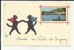 87 - Haute Vienne - Amitiés Du Pont Du Dognon - Illustrateur René - Les Chats - - France
